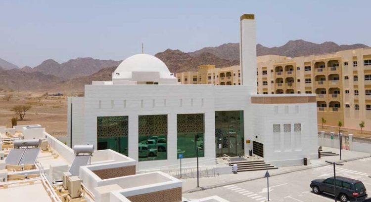 World's first eco-friendly mosque now open in Dubai's Hatta