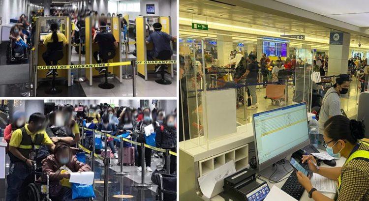 Last Philippine repatriation flight for 2021 arrives from Dubai