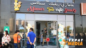 Filipino-owned Mama's Tea-riffic Snacks opens in Al Nahda