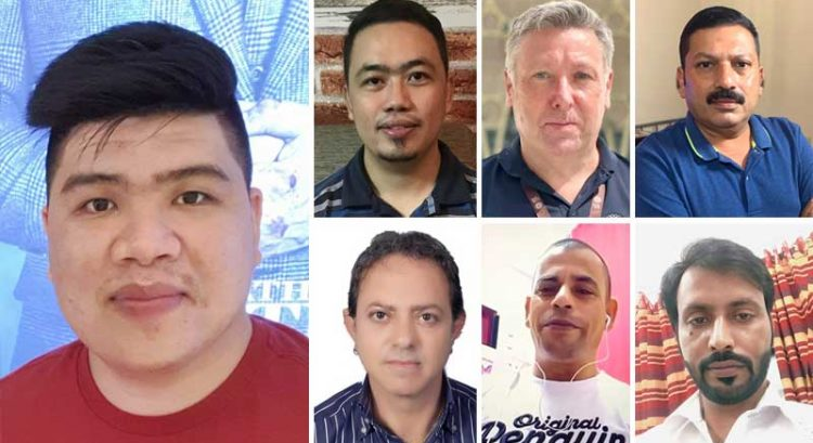 2 Filipinos in Dubai, 5 expats share Dh1 million Mahzooz prize