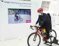 RTA tests new tech to detect speeding cyclists, no helmet riders on Dubai cycling tracks