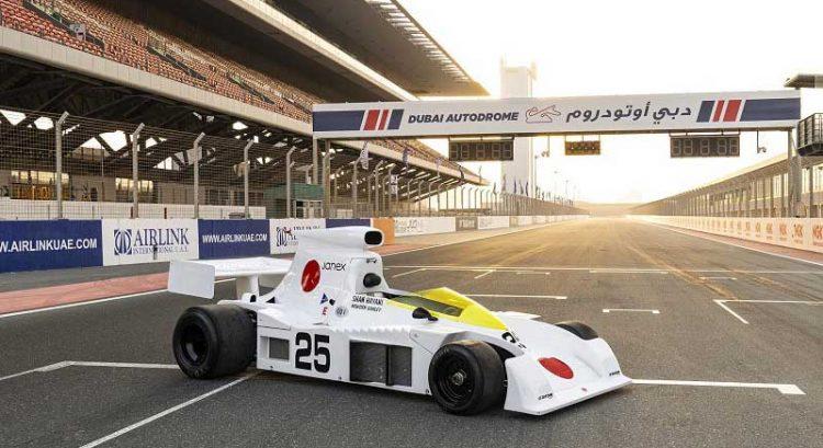 Dubai Autodrome to hold region's biggest Historic F1 race