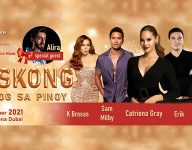Tickets now out for biggest Filipino concert in Dubai on December 10