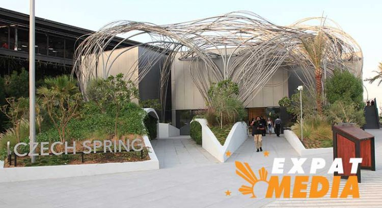 Czech Republic pavilion at Expo 2020 Dubai: creating water from air