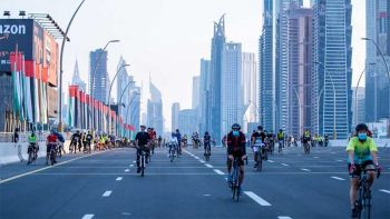 Dubai Ride returns to Sheikh Zayed Road for epic bike ride around landmarks