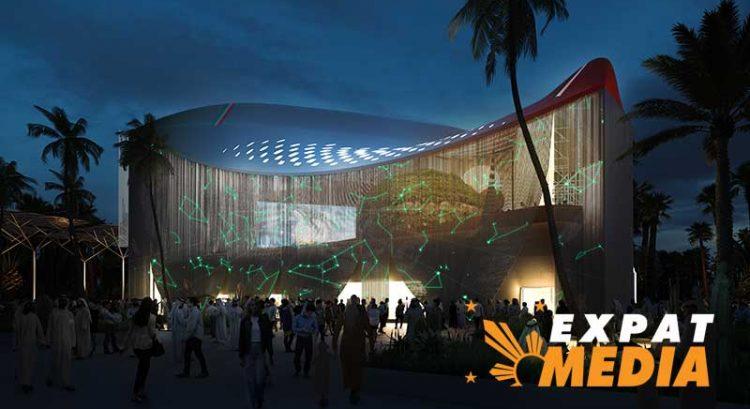 Italy Pavilion at Expo 2020 Dubai engineering secrets revealed